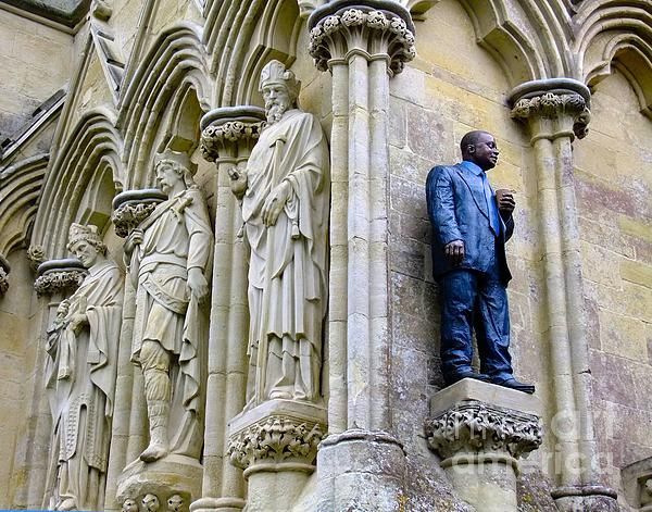 Conflux, Salisbury Cathedral,  England