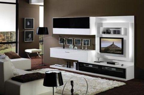 11 best ideas para el hogar images on pinterest living - Muebles para televisores ...