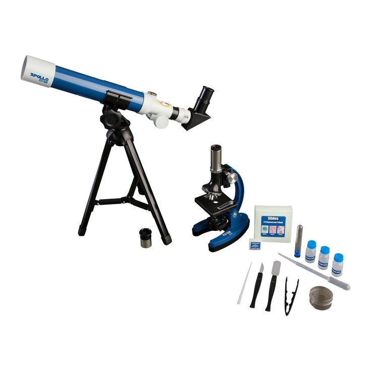 Explore Scientific Refracting Telescope - Blue (40mm)