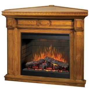 Corner Electric Fireplace Pinterestte hakknda den fazla