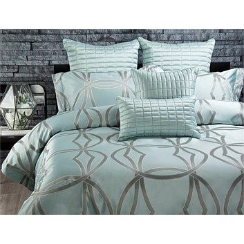Duvet Cover Sets - Bedroomware - Briscoes - Fieldcrest Salome Duvet Cover Set