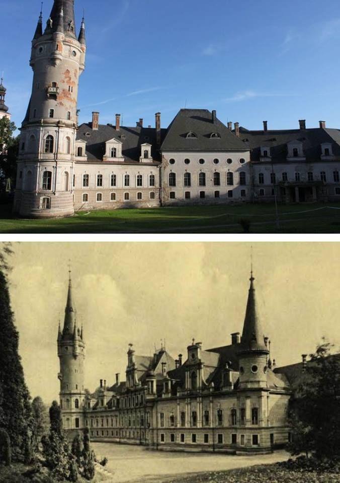 Bożków Castle, Poland