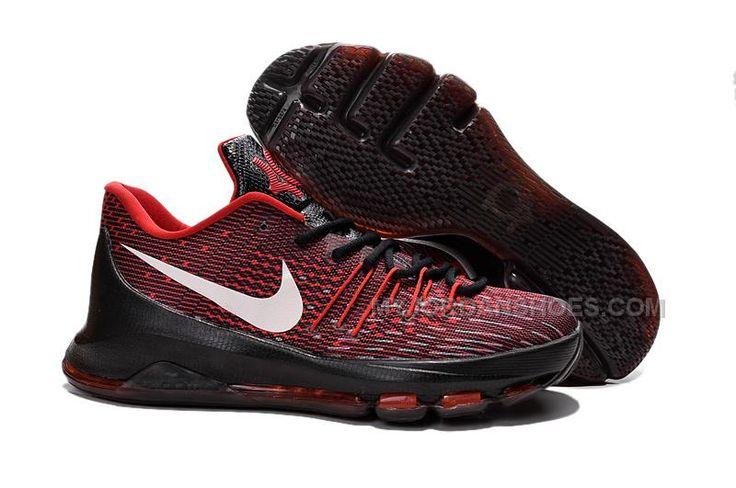 http://www.myjordanshoes.com/nike-kd-8-viii-cheap-sneakers-purplebright-crimson.html Only$86.00 NEW SALE #NIKE KD 8 VIII CHEAP SNEAKERS RED/BLACK Free Shipping!