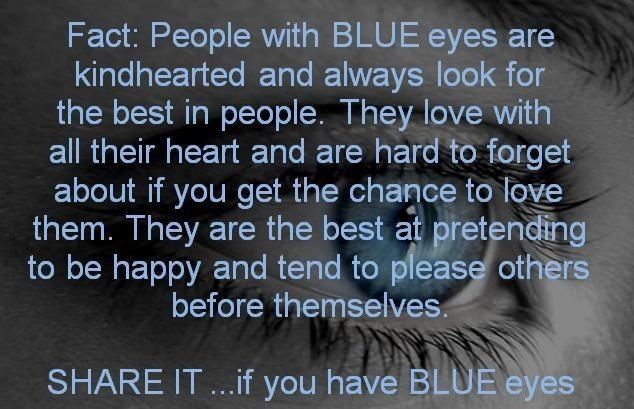 quotes about blue eyes | People with Blue Eyes Quote | misc.