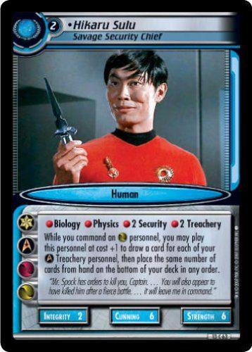 STAR TREK CCG 2E IN A MIRROR DARKLY NEAR COMPLETE SET 112 OF 122 CARDS NO FOILS @ niftywarehouse.com #NiftyWarehouse #StarTrek #Trekkie #Geek #Nerd #Products