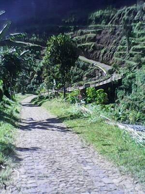 #jalan #street to #kemloko #temanggung #mountain