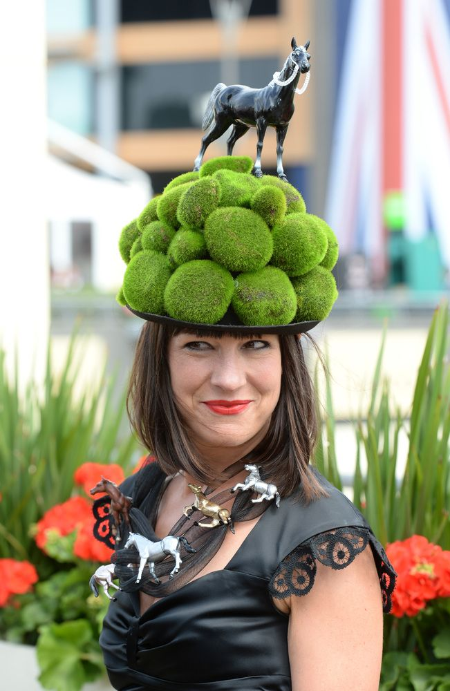 Have a browse of Huffington Post's comprehensive hat report from Ladies Day at Ascot last week and get some inspiration for #WearAHatDay 2015!