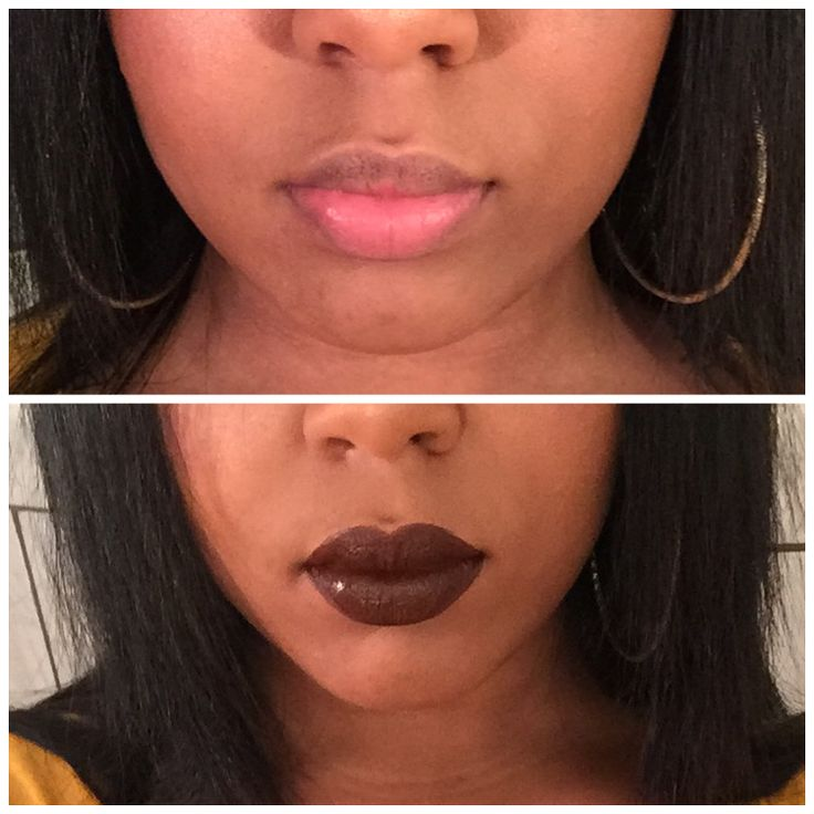 Fix Uneven Lips Or Make Them Fuller By Overdrawing Them