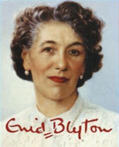 Enid Blyton.