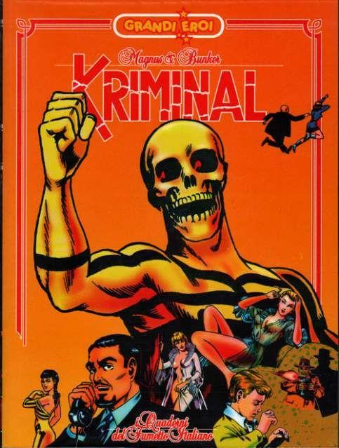 Kriminal - Magnus & Bunker