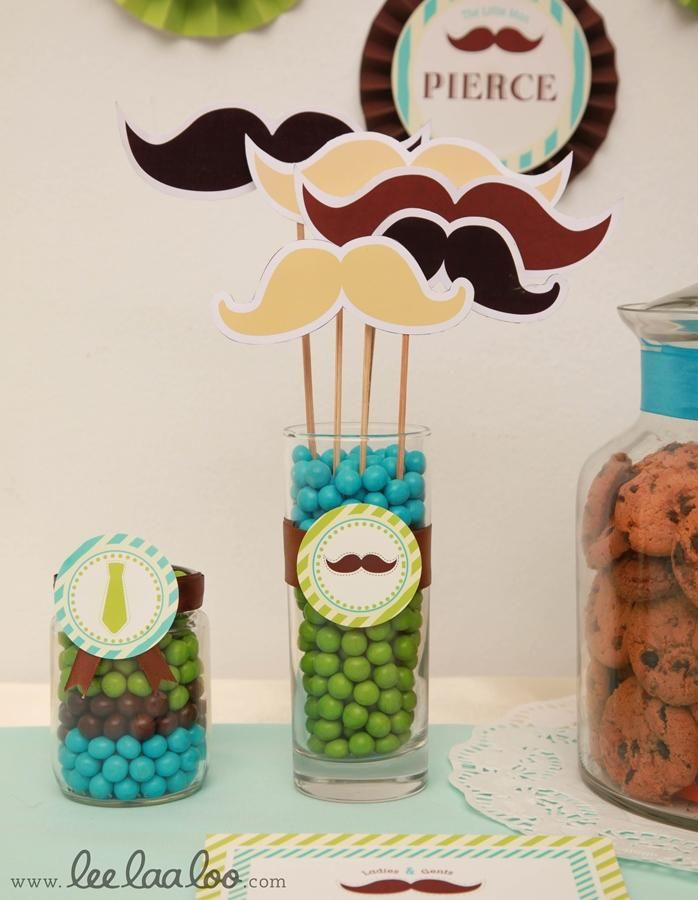 17 best images about mustache baby showers on pinterest for Baby shop decoration ideas