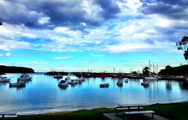 Ulladulla Harbour, NSW, Australia