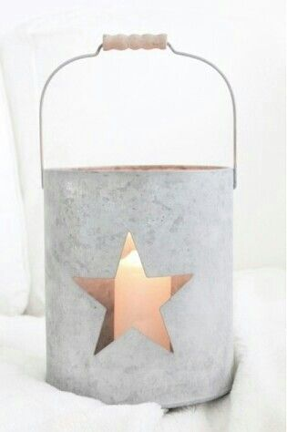 ✯ Wish Upon the Stars ✯  star candle holder