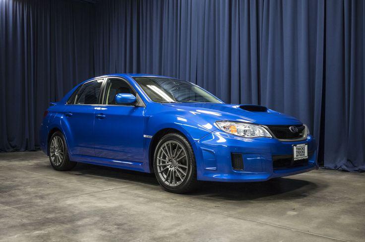 2014 Subaru Impreza WRX AWD