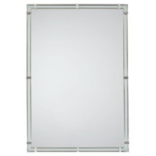 shop for brushed steel mirror get free shipping at your online