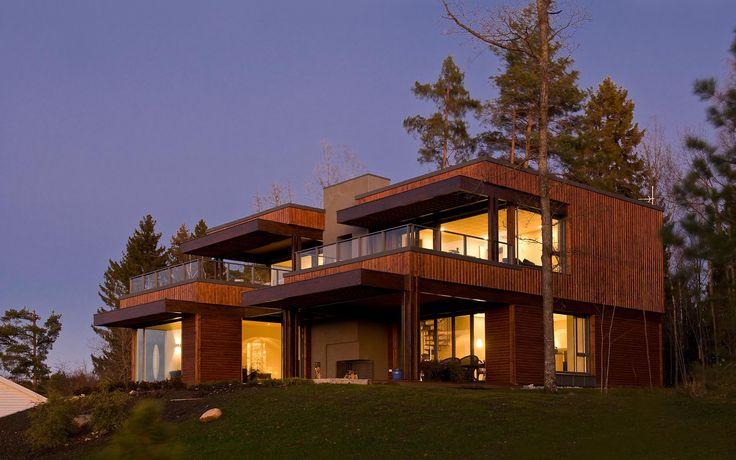 Modernt hus A2601  www.willanordic.se