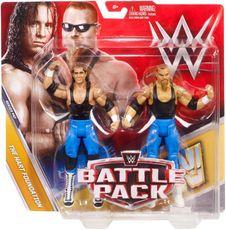 WWE Superstars Action Figure - Bret Hart and Jim Neidhart