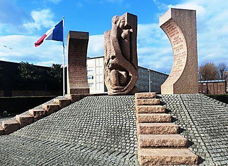 Mémorial de la Shoah à Drancy. Ile-de-France