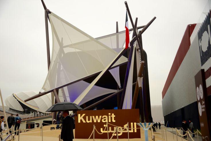 Kuwait's Pavillion