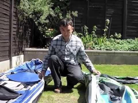 Expensive vs Cheaper Inflatable Canoe - YouTube