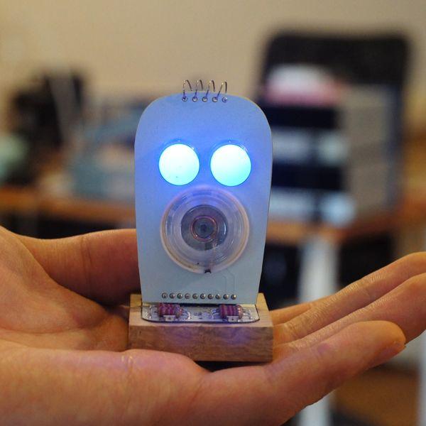 Little Robot Friends Kit - Ghosty