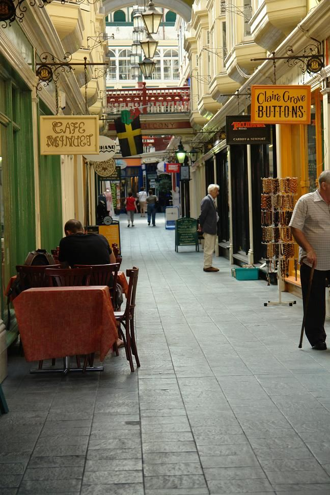 Another Arcade from Cardiff