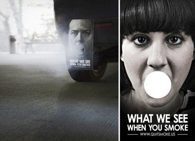Iklan kesehatan tentang Rokok
