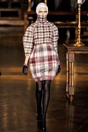 Thom Browne fall 11