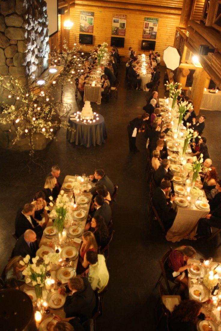 Wedding Reception At Teton Trek Memphis Zoo By Southern Event Planners Memphis Weddings Zoo