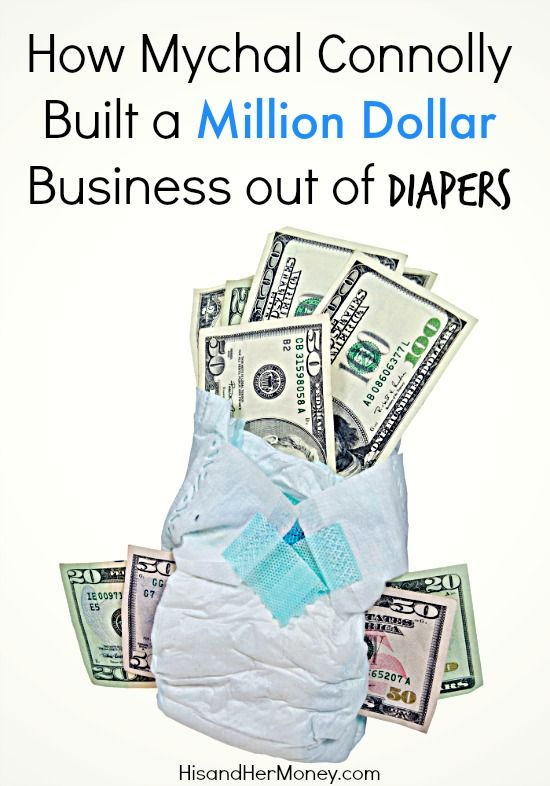 Million dollar companies come in all types, forms, and fashions. Meet an entrepreneur that was able to build a million dollar business out of diapers! He shares some helpful insights to help start or take your business to another level.