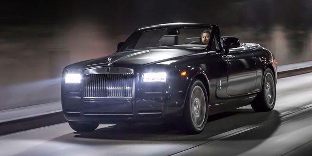 Rolls Royce Phantom Drophead Coupe Wallpaper