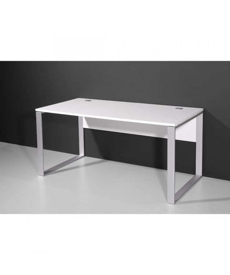 Linea White Computer Office Desk Is A Modern Contemporary Styled Furniture In Finish