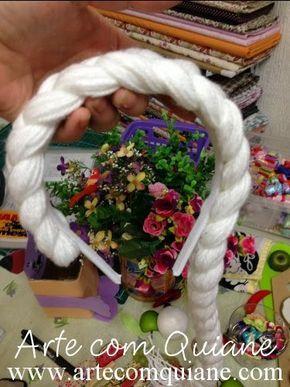 ARTE COM QUIANE - Paps, Moldes, E.V.A, Feltro e Costuras: Tiara inspirada no cabelo da Elsa do Filme Frozen - Passo a Passo