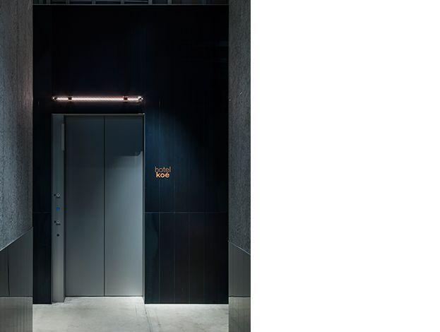 Hotel Koe Tokyo 01 建築設計事務所 広島 東京