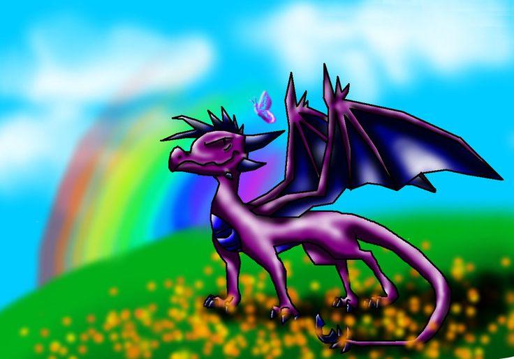 happy dragon - Google Search