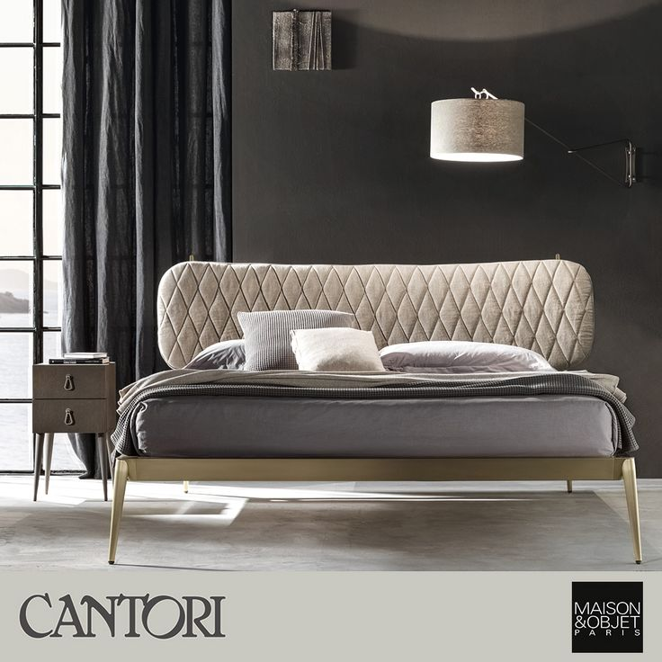 Iron beds, bedroom furniture and home furnishings production - Cantori