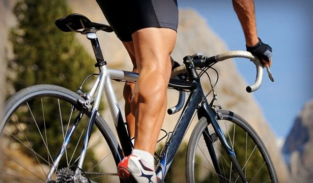 Training for a ride but can't find the time to ride? Here's a simple training plan that might do the trick.