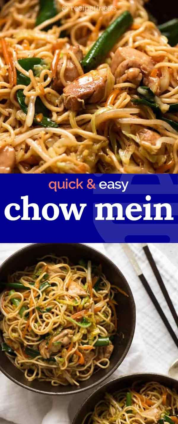 Chow Mein Sauce Recipe Without Oyster Sauce