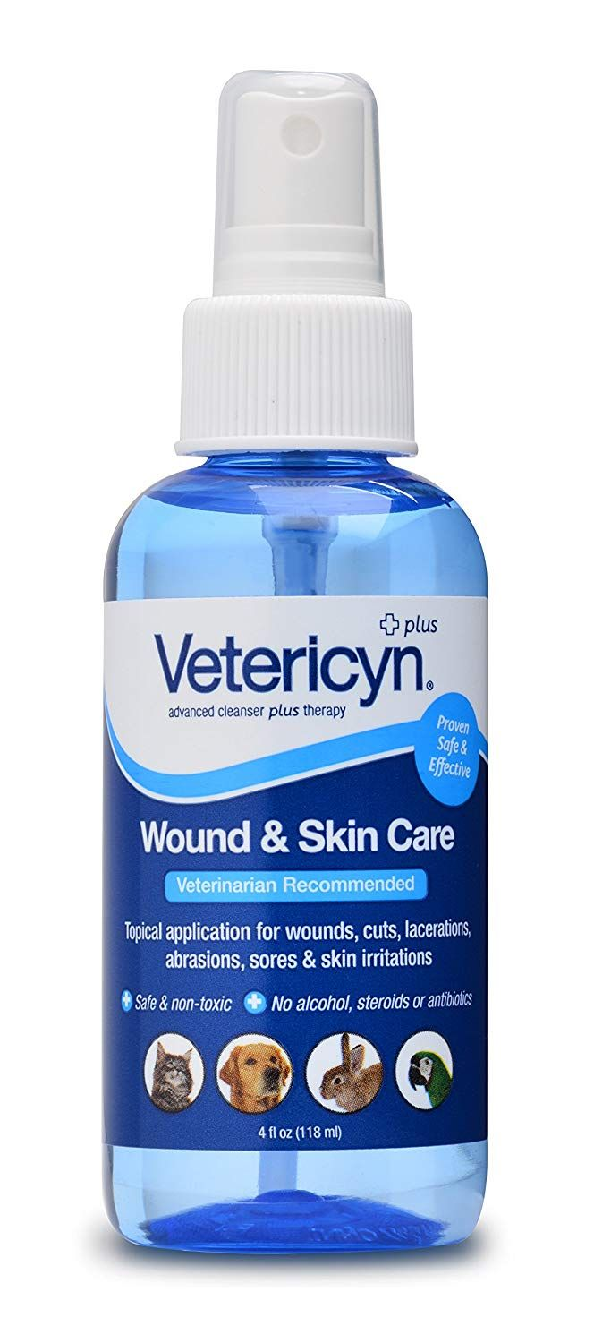 Vetericyn Plus Wound And Skin Care Spray 4 Oz You Can Get Additional Details At The Image Link This Is An Affi Skin Care Top Skin Care Products Sore Skin