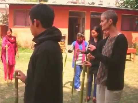 Early Grades Waldorf teacher training in Kathmandu,Nepal (with Michal Benshalom)2014 - YouTube