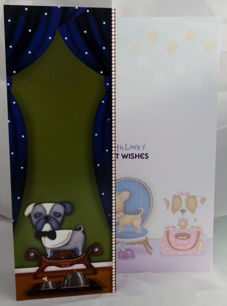 A5 half gate fold card with hand made envelope, inside message is with love & best wishes also comes with a free Gift tag