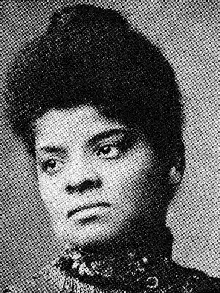 We Must Rewrite Women's Roles in History   The Stories We Tell About Women Leaders in Our Past Can Influence Our Future   American Journalist Ida B. Wells, in the 1890s   Time.com
