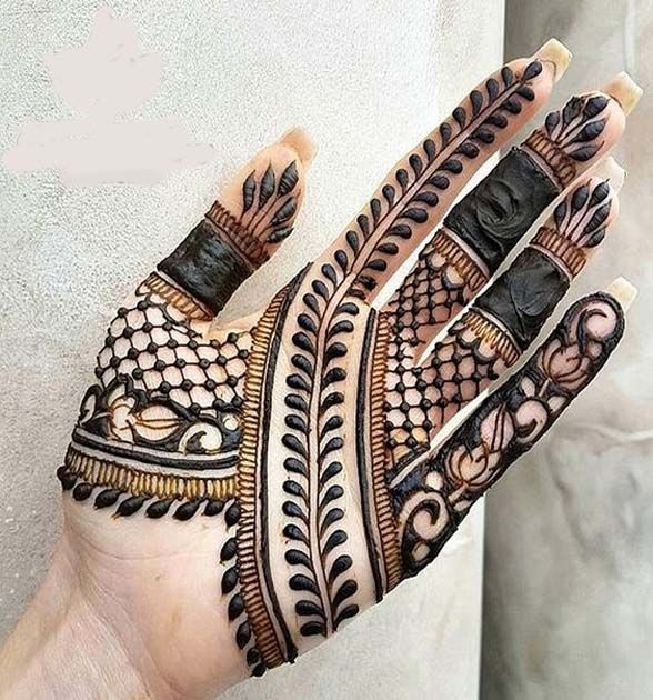 Mehndi Designs For Hands This Season