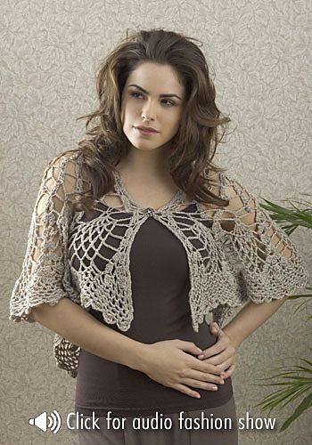 Ravelry: Aphrodite Shawl pattern by Karen Drouin: Craft, Free Pattern, Free Crochet, Shawl Patterns, Shawl Free, Aphrodite Shawl, Goddess Shawl, Crochet Patterns