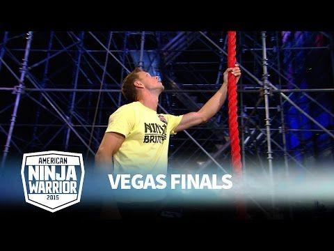 First American Ninja Warrior Champion | Geoff Britten | homorazzi.com