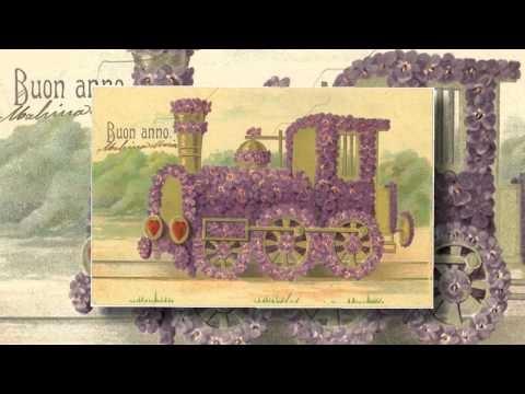 """Video dedicato alla storia delle cartoline, dalla mostra """"150anni dedicati al futuro""""."""