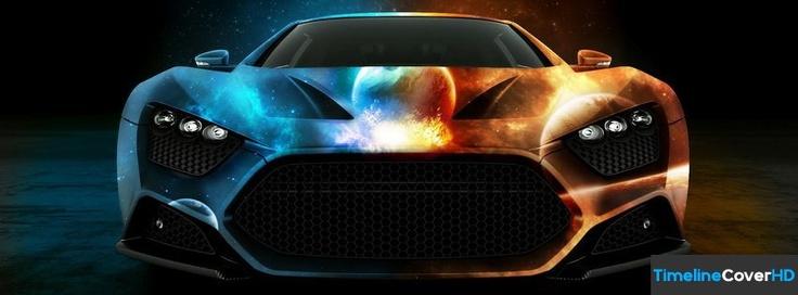 Monster Car Timeline Cover Facebook Covers Timeline