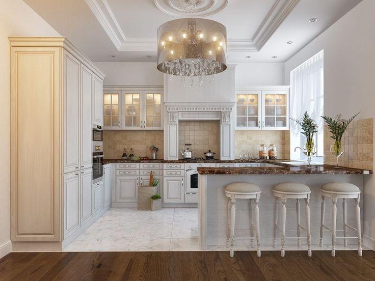 580 best Kitchen Design Idea images on Pinterest | Kitchen designs ...
