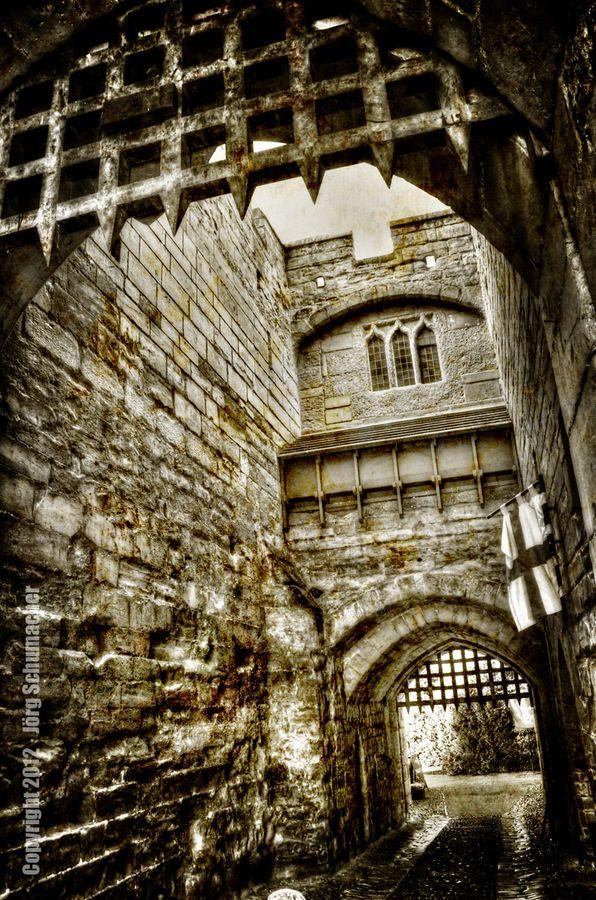 Warwick Castle, Warwickshire, UK