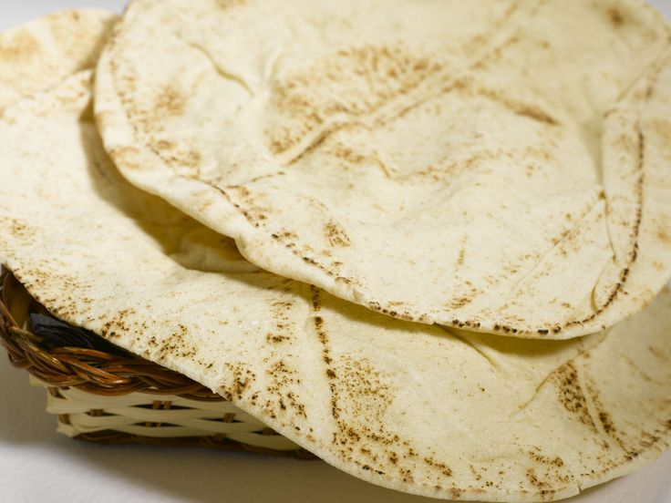 Pan Libanes #Comida #Valencia